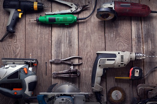 Handheld-power-tools-collection